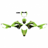 Dcor 2021 Monster Energy Complete Graphic Kits