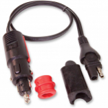 Tecmate 12v Socket Connector with 8a Fuse