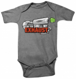 Smooth Smell My Exhaust Romper