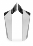 National Cycle Chrome Lower Deflectors