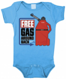 Smooth MX Free Gas Infant Romper