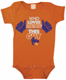 Smooth MX This Guy Infant Romper