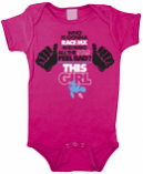 Smooth MX This Girl Infant Romper