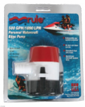 Rule Industries Non-Automatic Bilge Pump