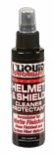Liquid Performance Racing Helmet/Shield Cleaner - 4oz.