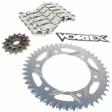 Vortex HFRS Hyper Fast 520 Conversion Chain and Sprocket Kit