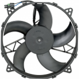 Moose Utility OEM Replacement Cooling Fan