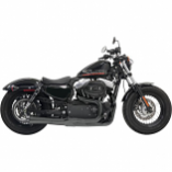 Bassani Manufacturing Road Rage II Mega Power Exhaust System