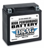 Drag Specialties Battery