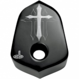Carl Brouhard Designs Ignition Switch Cover Cross Series