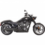 Bassani Manufacturing Road Rage 2:1 Exhaust System
