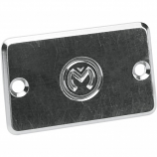 Moose Racing Master Cylinder Cover Plate