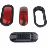 Wesbar Oval Taillight Kit