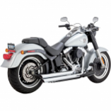 Vance & Hines Big Shots Staggered Exhaust System
