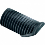 Drag Specialties Rubber Footrest Cover