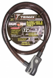 Trimax Alarm Cable Lock