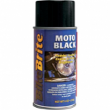 Bike Brite Moto Black Powder-Coat Engine Cleaner