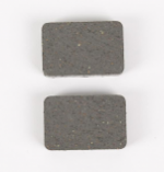 Parts Unlimited Organic Brake Pad Set