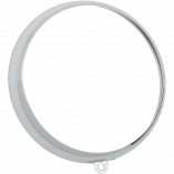 Drag Specialties Optional/Replacement Chrome Trim Ring for 7in. Headlight