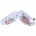 Competition Werkes DRL Integrated Turn Signals