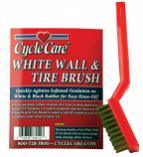 Cycle Care Formulas Whitewall Tire Brush