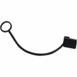 Moto Brackets Two-Pin Plug Replacement Charging /Power Lead Weather Cap