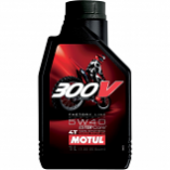 Motul 300V Synthetic Motor Oil - 5W30