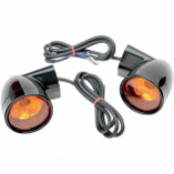 Drag Specialties Bullet-Style Front Turn Signal