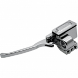 GMA Engineering Hydraulic Clutch Master Cylinder Assembly w/ Switch Kit for 1in. Handlebar