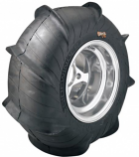 AMS Sidewinder V-Paddle Sand Rear/Right Tire