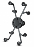 Ram Mounts Universal X-Grip II Tablet Holder with 1in. Ball for Small Tablets
