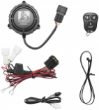 Gorilla Automotive 9000 Cycle Alarm with Remote Transmitter