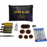Stop & Go International Scooter Tube-Type Tire Repair and Inflation Kit