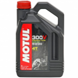 Motul 300V 4T Competition Synthetic Oil - 5W30