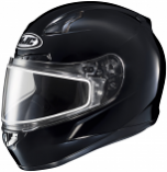 HJC CL-17 Solid Snow Helmet with Electric Shield