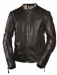 Roland Sands Barfly Leather Perforated Jacket