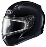 HJC CL-17 Solid Snow Helmet with Dual Lens Shield