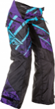 Fly Racing Kinetic Over Boot Girls Youth Pants