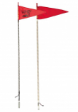 Whip-It Deluxe Lighted Flag