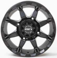 STI Standard Center Cap for HD6 Alloy Wheels