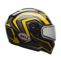 Bell Qualifier Reflective Snow Helmet with Dual Lens Shield