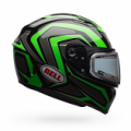 Bell Qualifier Reflective Snow Helmet with Electric Shield
