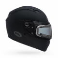 Bell Qualifier Solid Snow Helmet with Electric Shield