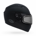 Bell Qualifier Solid Snow Helmet with Dual Lens Shield
