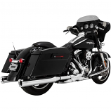 Vance & Hines 4in. Eliminator 400 Slip-Ons