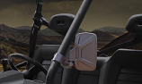 Seizmik Side View Mirror with 1.75in. Roll Cage