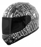 Speed & Strength SS700 Hells Belles Helmet