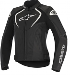 Alpinestars Stella Jaws Perforated Womens Leather Jacket