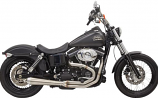 Bassani Manufacturing Road Rage III Exhaust System