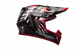 Bell MX-9 Tagger Double Trouble Helmet